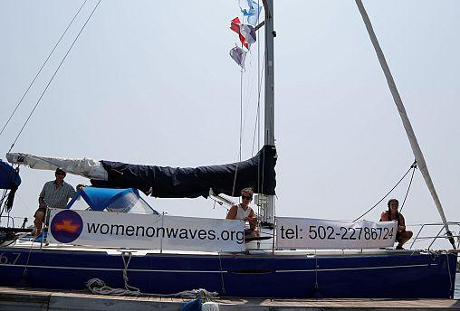Guatemala: la marina blocca la nave abortista dell'ONG Women on Waves