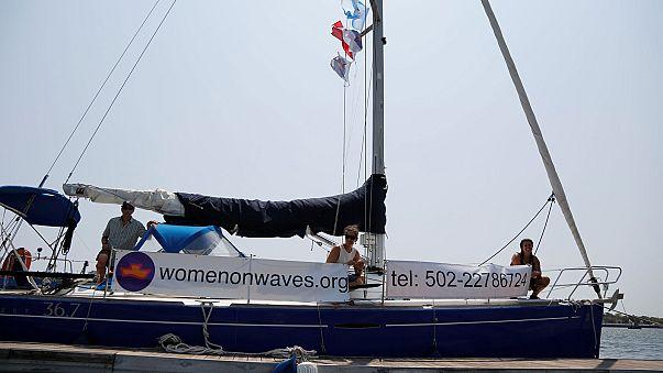 Guatemala: le bateau de Women on Waves refait parler de lui