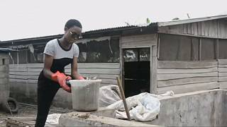 Youth-run organization in Cameroon turns poo to clean energy