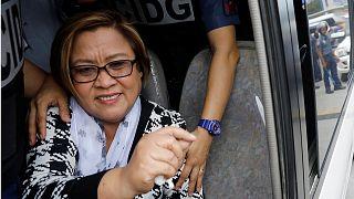 Őrizetbe vették Rodrigo Duterte Fülöp-szigeteki elnök fő bírálóját