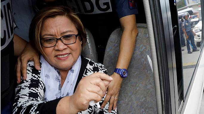 De Lima arrested as Duterte cages his biggest critic