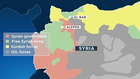 Síria: Suicida do EI vitima dezenas de rebeldes durante retoma de Al-Bab