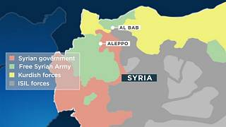 Syrie: 42 morts dans un attentat à al-Bab