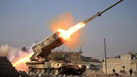 Exército iraquiano arrebata base do EI à entrada do oeste de Mossul