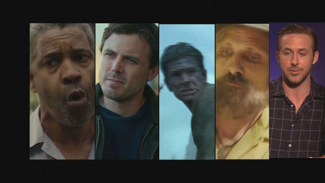 Úm Óscar, cinco atores