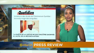 Revoir la revue de presse du 24-02-2017 [The Morning Call]
