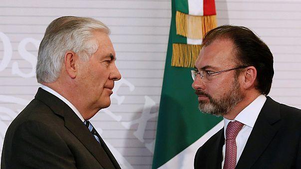 Μεξικό - ΗΠΑ: Μία σχέση σε τεντωμένο σχοινί