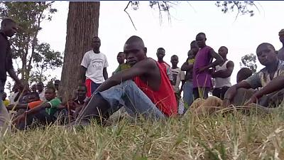 Dozens of fleeing M23 rebels held in Uganda following clashes in DR Congo