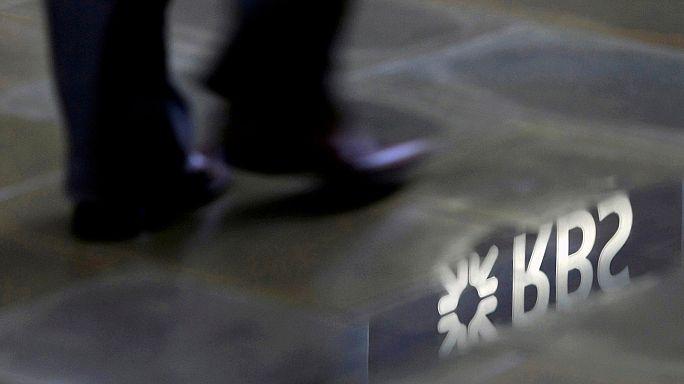 بانک سلطنتی اسکاتلند از سال ۲۰۰۷ تا کنون ضرر می دهد