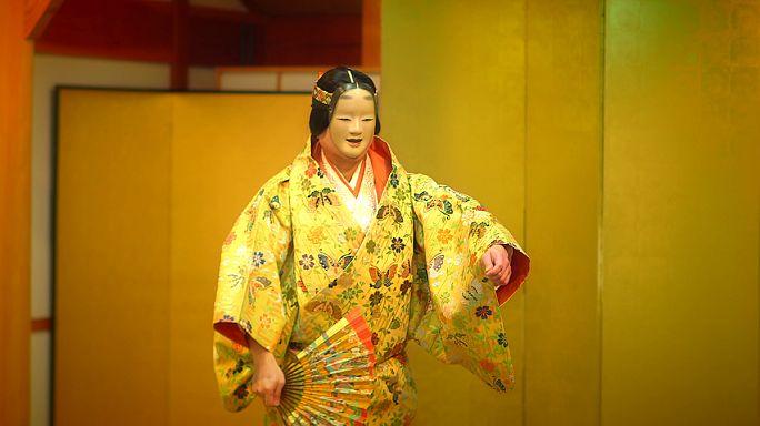 Киотские кимоно: цвет на всю жизнь