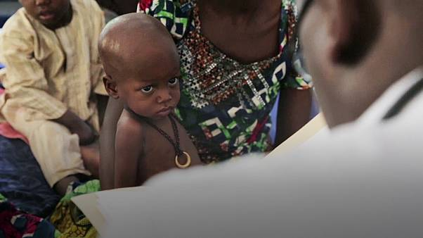 Three million at risk of famine in Lake Chad region