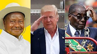 Museveni like Mugabe supports Trump's nationalism agenda but …