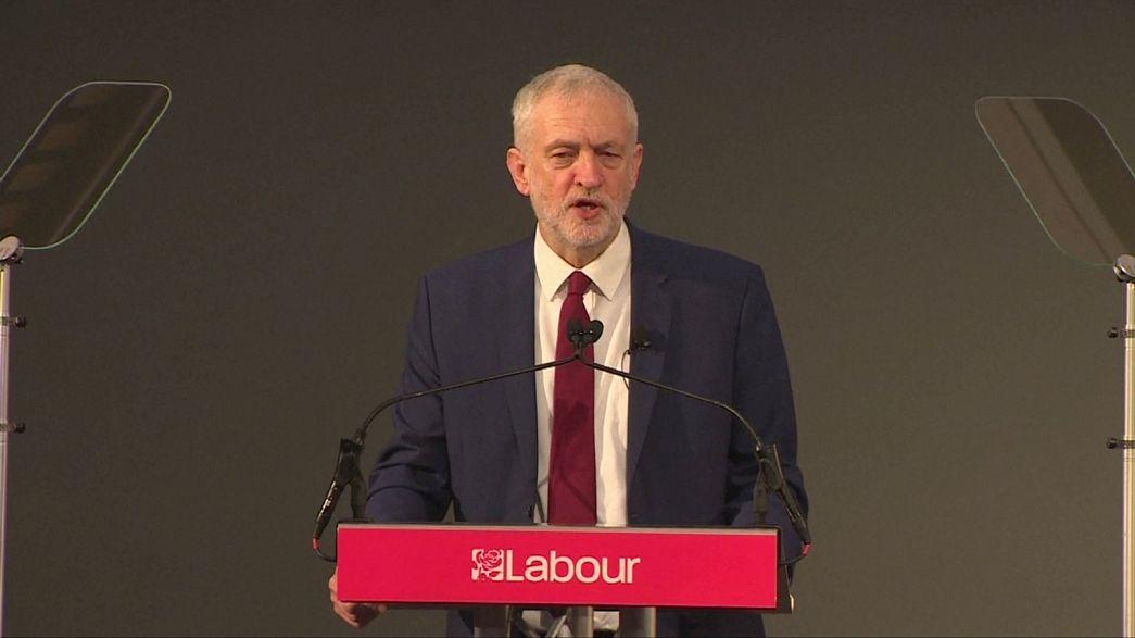 Líder trabalhista britânico abraça inevitável Brexit