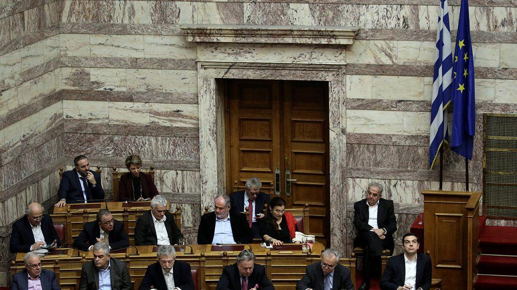 Tsipras: scambio aiuti-riforme è un buon compromesso per la Grecia
