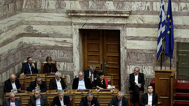 Greek PM Tsipras hails 'honourable compromise', optimistic on future reforms