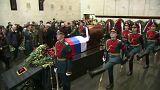 """Rusia da el último adiós a Vitaly Churkin, su """"rostro"""" en la ONU desde 2006"""