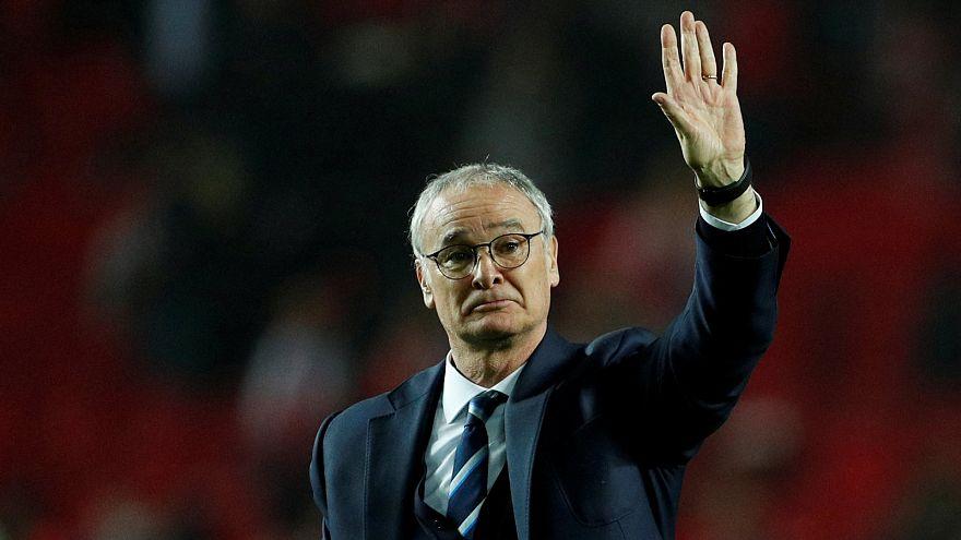 Claudio Ranieri já pertence ao passado no Leicester City