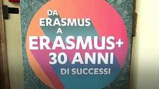 برنامج إيراسموس يدعم الوحدة الأوروبية على مدى 30 عاما