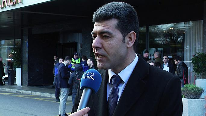 A Genève, le Conseil National Kurde plaide pour une future Syrie laïque