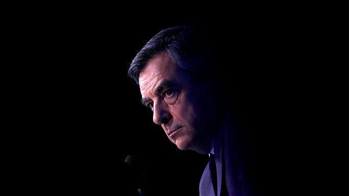 Франсуа Фийон: искусство держать лицо