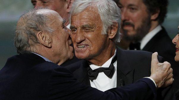 Noite emocionante para os vencedores dos Prémios César em Paris