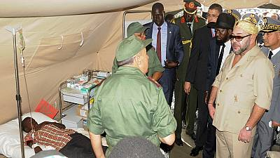 Maroc : Mohammed VI accuse le Polisario