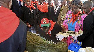 Zimbabwe : pour ses 93 ans, Mugabe fait ripaille avec ses partisans