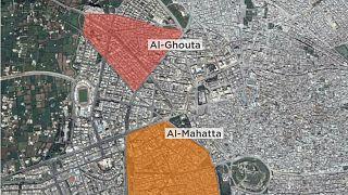 Síria: Ex-frente al-Nusra reivindica 6 atentados suicidas contra militares em Homs