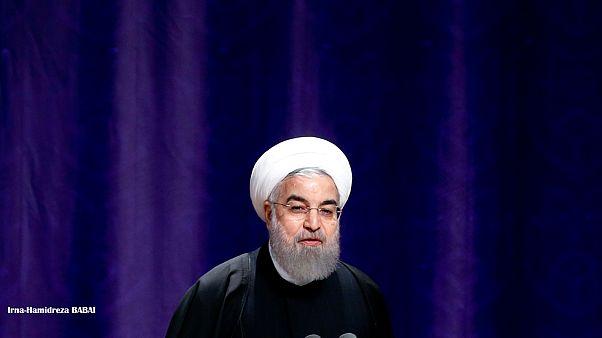 انتقاد شدید روحانی از مخالفان دولت: فکر میکردند منقلی هست و میتوانند قعطنامهها را در آتش بیندازند