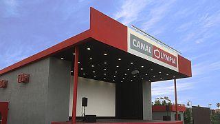 Burkina/Fespaco : une salle de cinéma fonctionne à l'énergie solaire