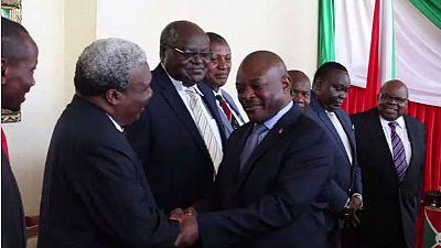 U.N. chief urges Burundi parties to participate in peace talks