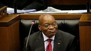 """Jacob Zuma"""" L'Afrique du sud n'est pas xénophobe """""""