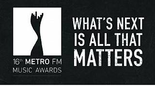 South Africa: 16th metro FM music awards finalists revealed
