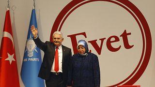 Турция: агиткампания перед референдумом о конституционной реформе