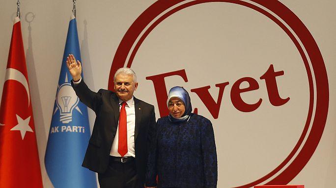 Verfassungsänderung in der Türkei: AKP startet JA-Kampagne
