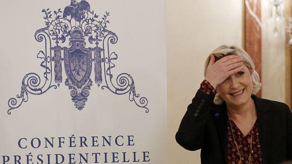 Abierta otra investigación en el círculo de Marine Le Pen