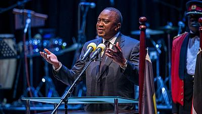Kenya: kenyatta urges kenyans to pray ahead of the national polls