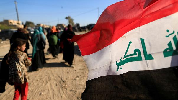 القوات العراقية تتوغل في غرب الموصل