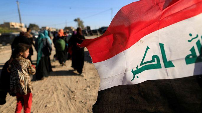Iraks Armee erobert weitere Teile von Westmossul