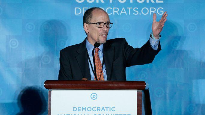 فوز توم بيريز بزعامة الحزب الديمقراطي