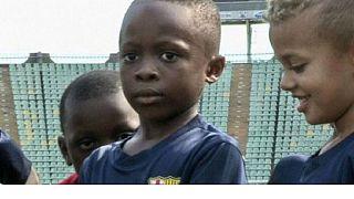 Barcelona launches Lagos academy