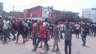 Togo : une manifestation en faveur de la liberté d'expression dispersée