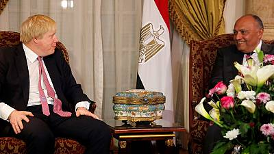 Egypt finalizes a $150 million loan guarantee with Britain