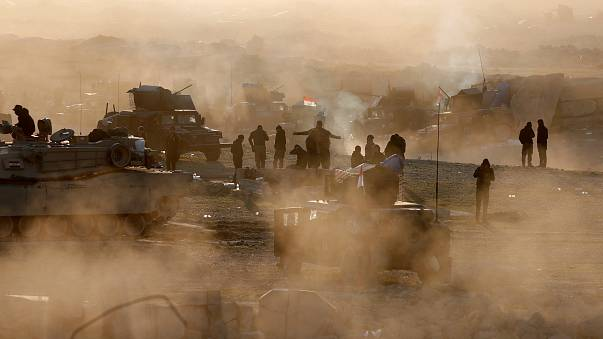Las fuerzas iraquíes arrebatan al Dáesh dos nuevos barrios del oeste de Mosul