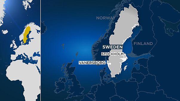 Incendie dans un centre de réfugiés en Suède