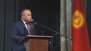 Őrizetbe vettek egy kirgíz ellenzéki vezetőt