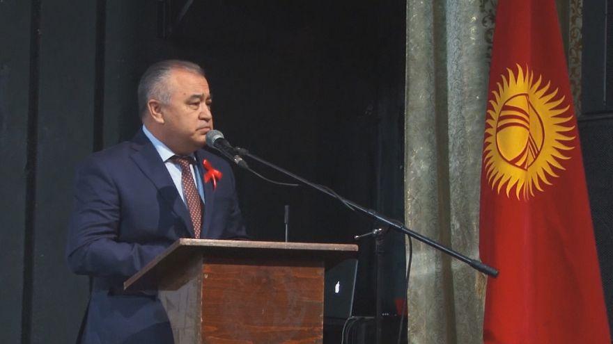 Kırgızistan'da ana muhalefet partisi lideri gözaltına alındı
