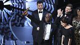 Moonlight arrebata el Óscar de mejor película a La La Land