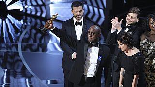 """Oscar 2017: """"Moonlight"""" gewinnt Oscar, Warren Beatty im La La Land"""