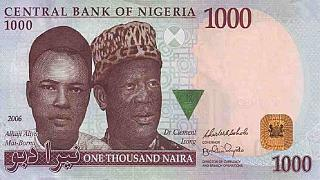 Poll shows risk of Nigeria devaluing Naira rising